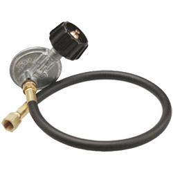 Regulators, Gas Lines, Switches, Igniters, & More