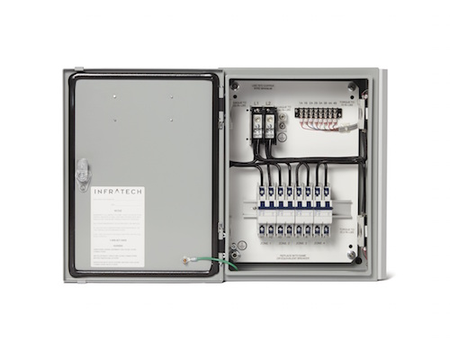 Main Control Boxes For Infratech Parts And Accessories