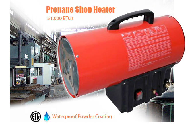 Shop Propane Heater Commercial Garage And Shop Heaters