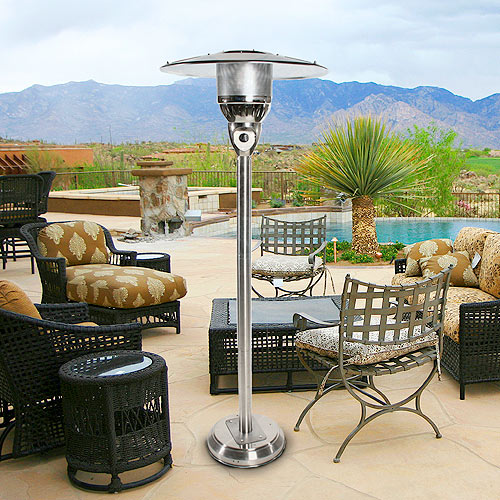 Primeglo Natural Gas Patio Heaters Outdoor Natural Gas