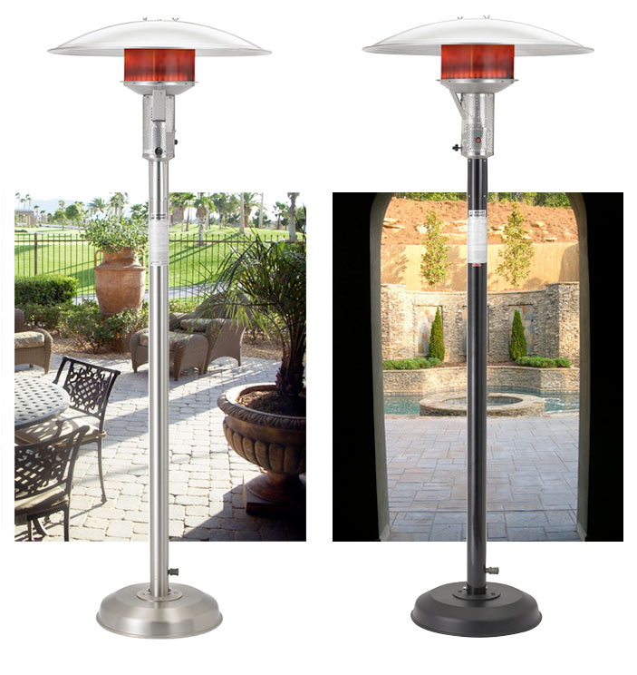 Natural Gas Outdoor Heater Sunglo Patio Heater