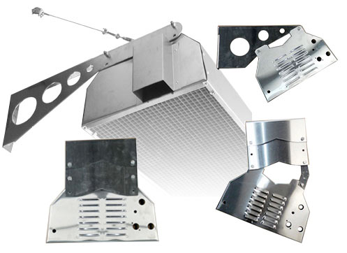 Calcana Patio Mounting Options For Garage Heaters