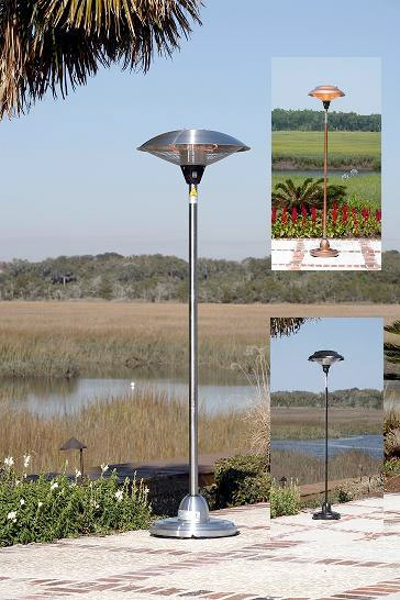 ... Infrared Patio Heater. View Detailed Images (1)