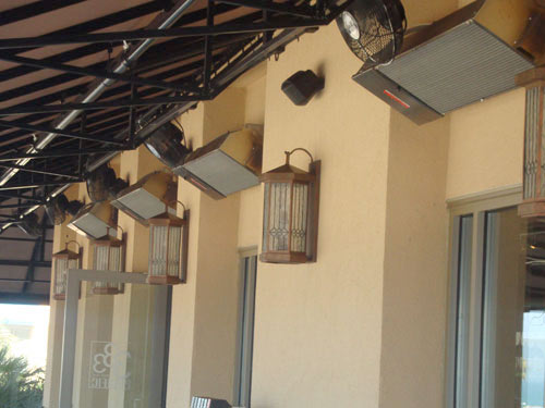 Delightful Calcana Patio Heaters Are The #1 Patio Heaters Sold In The Country!