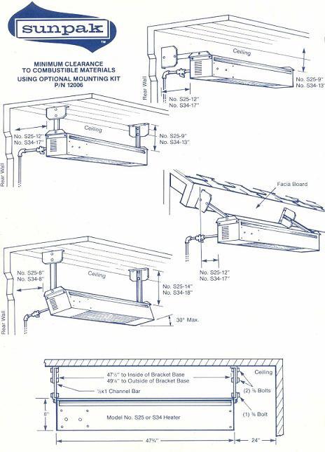 Sunpak Patio Heaters Natural Gas Patio Heaters Lp Gas