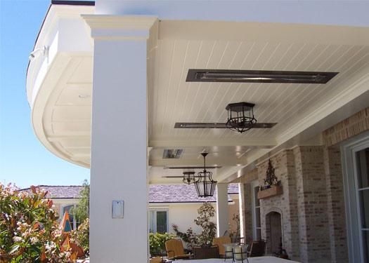 Infratech Heater Outdoor Quartz Heater
