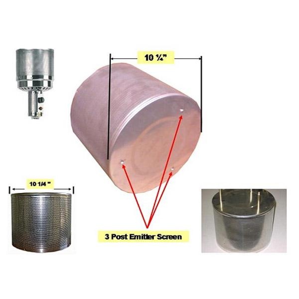 Patio Heater Emitter Screen Outdoor Heater Parts