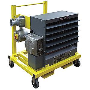 PHLA Series Portable Hazardous Locaton Forced Air Fan Heaters