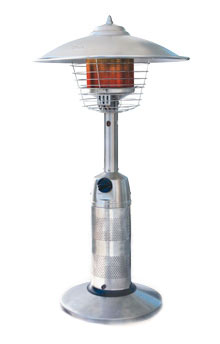 Portable LP Outdoor Stainless Steel Heater