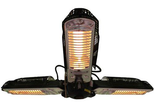 Umbrella FireSense Patio Heater