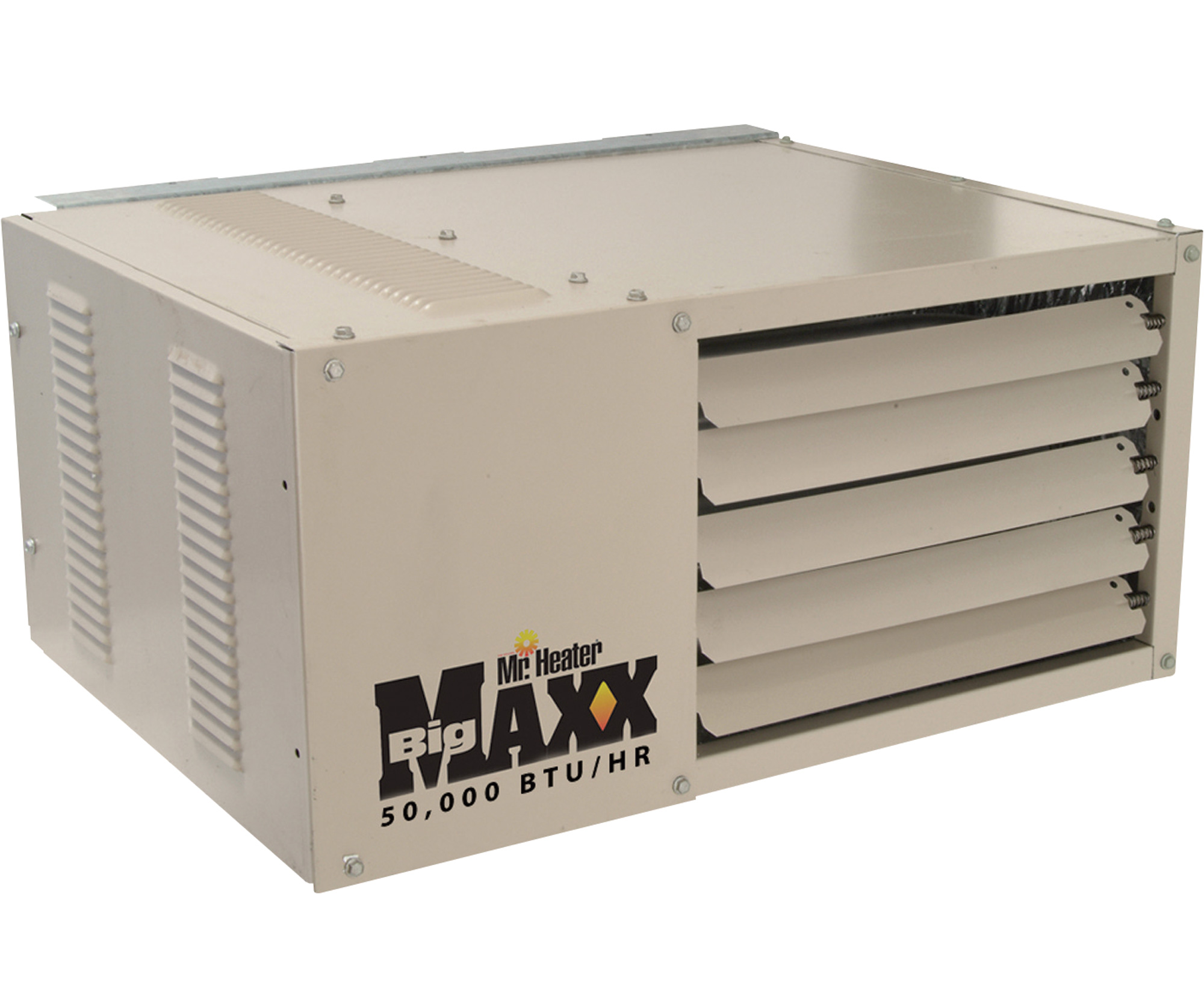 Mr. Heater Big Max forced air garage/shop heaters 45k -75k BTU's