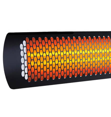 Tungsten Bromic Electric Heater Smart-Heat™