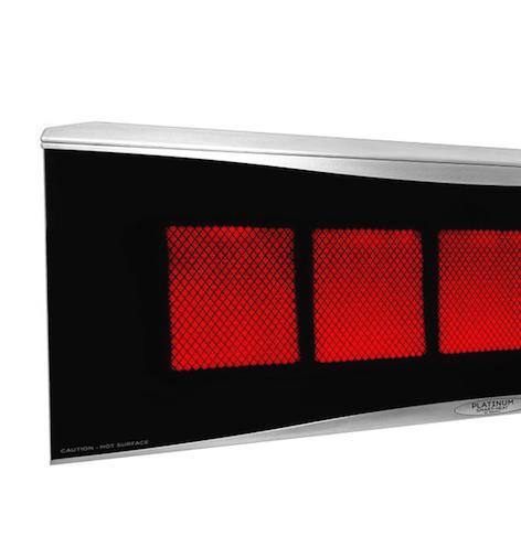 Bromic Platinum Smart-Heat Gas Heater