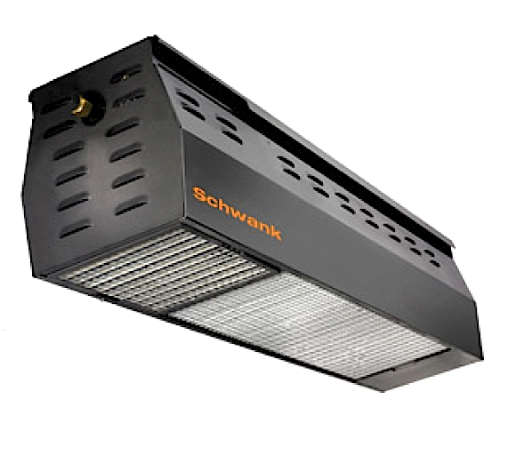 THE Schwank 2100 Series Outdoor Patio Heaters