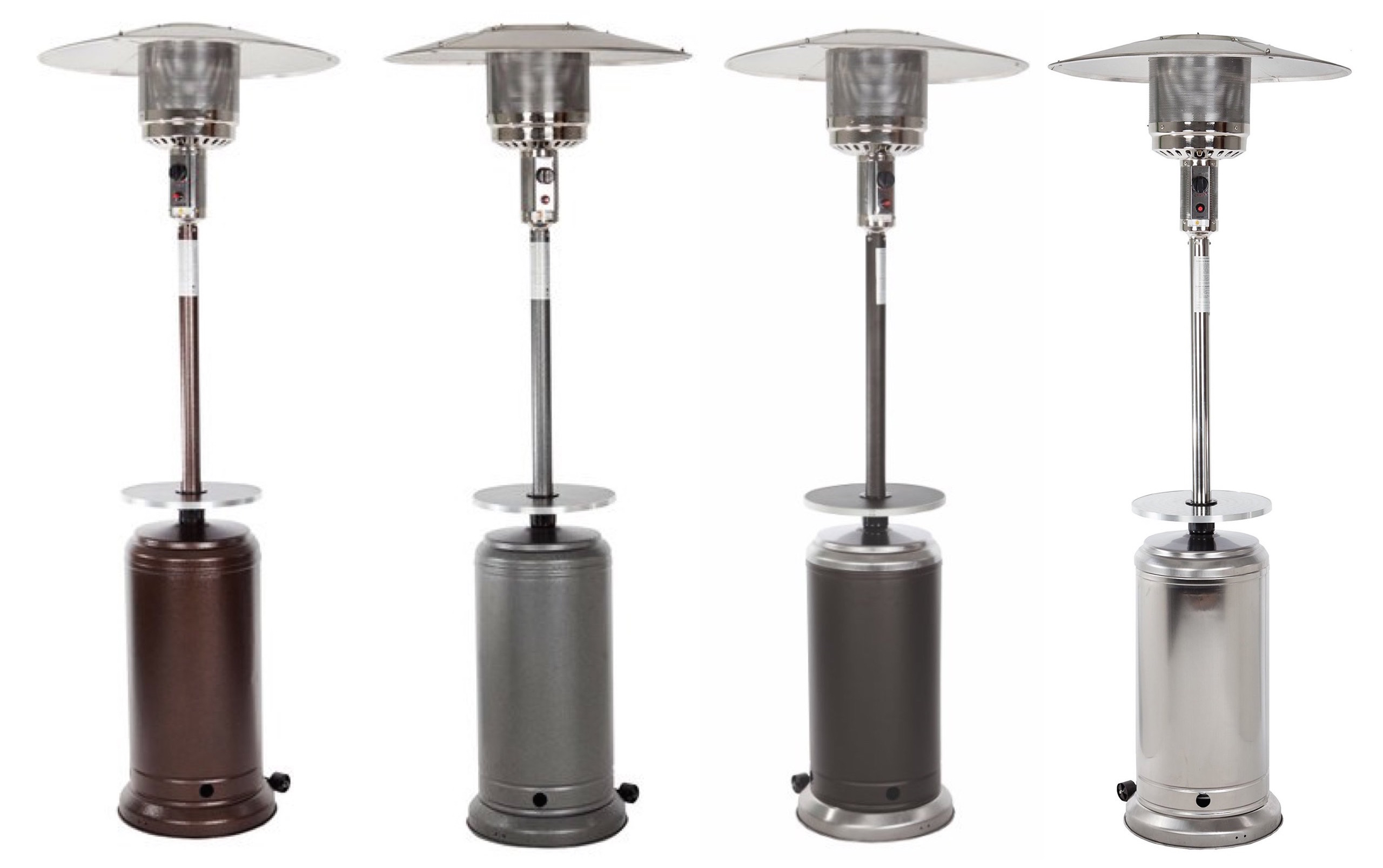 Standard Series Patio Heater with Adjustable Table