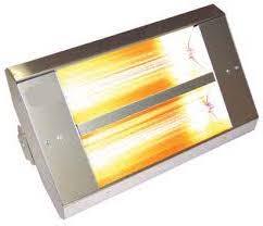 Brown Enamel Mul-T-Mount Infrared 2 Lamp Series