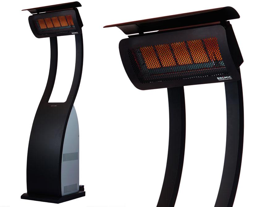 Smart-Heat™ Tungsten Portable Propane Heater by BROMIC