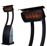 Smart-Heat™ Tungsten Portable Propane Heater by BROMIC
