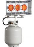 Portable Mr. Double & Triple Heater - MH24T