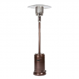 Fire Sense - Aged Chestnut Finish Patio Heater