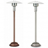 Patio Comfort Infrared Outdoor Patio Heater in Antique Bronze or Stainless Steel  Sold out at this time but place your order so you can get yours as soon as posable.