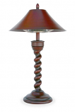 New Orleans Table Top 4,000 + BTU Portable Electric Patio Heater