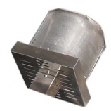 Square Commercial Complete Burner