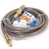 Natural Gas Hose 10' Hose