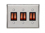 Schwank 2 STAGE Control Illuminated Switch Gangs