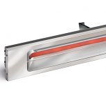 Infratech Comfort Heat Quartz Radiant Heaters SL-Series Single Element