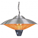 Hanging Firesense Stainless Steel Halogen Patio Heater